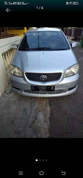 Mobil VIOS G 2004