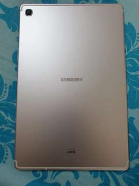 Samsung Tab S5e, silver colour, brand new 8 months old