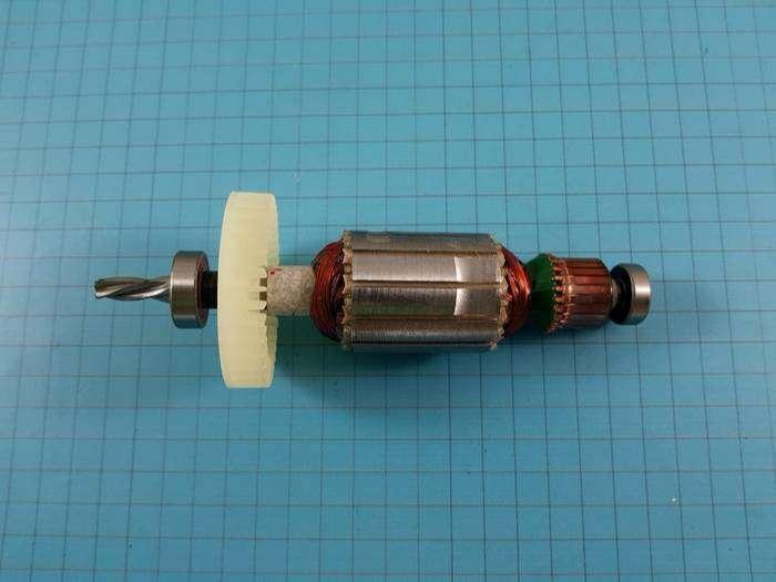 DCA ARMATURE MAKITA HP1630/HP1631 IMPACT DRILL 0