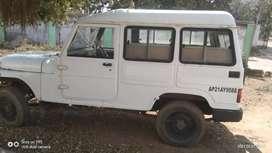 Mahindra Jeep 1998 Diesel