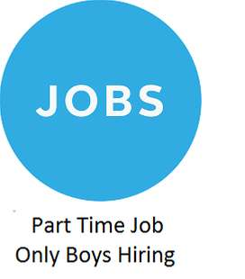 Part Time Spa work Required Only Boys