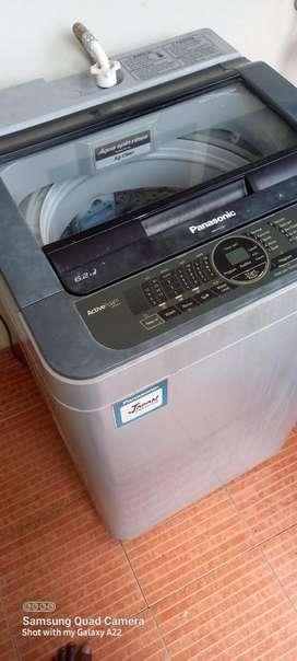 PANASONIC 6.2kg fully automatic washing mechaine