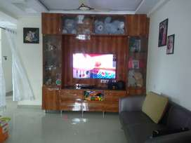 2bhk flat 3 yrs old furnished, west face, MDF Rd