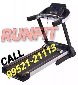 Runfit Motoraized Treadmill Dealer In Coimbatore
