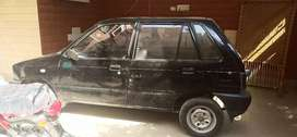 Mehran good condition car