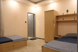 Modern Hostel for Males Working Professionals