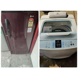 Rent on refrigerator and all furniture