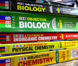 NEET CHEMISTRY AND BIOLOGY BOOKS FROM GRB PUBLICATIONS