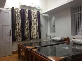 Fully furnished AC Accommodation. Hom for PG or rent