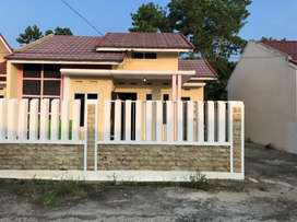 Disewakan rumah dilokasi bebas banjir