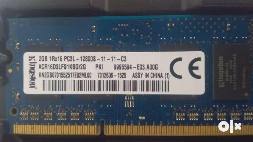 Laptop 2GB DDR3 RAM