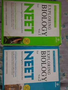 Arihant Class 11 and 12 NEET Biology Books