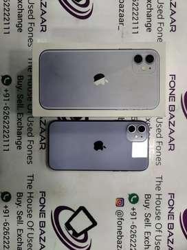 Apple iPhone 11 64GB purple 100% Condition