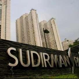 Dijual cepat Sudirman Suites Apartement. Jln Jendral Sudirman Jakarta.