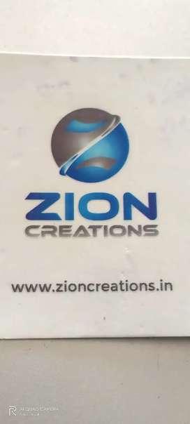 Zion creation