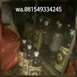 Dijual botol bensin