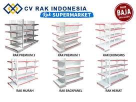 Rak Supermarket dan Rak Minimarket kulitas terbaik