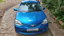 Toyota Etios Liva 1.4 GD, 2012, Diesel