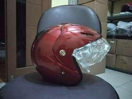 Sedia helm INK segala model dan warna