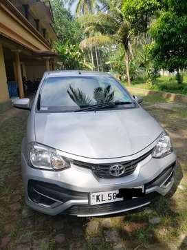 Toyota Etios Liva 2017 Petrol Good Condition