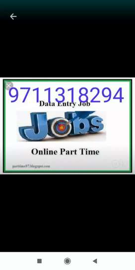 Only 15 vacancies left, for online data entry job hurry up