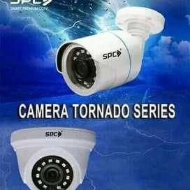 Pasang CCTV camera 2mp 1080P online HP pantau langsung