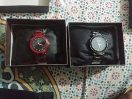 DIOR PAIR OF 2 WATCHES CAME FROM SAUDI ARABIA