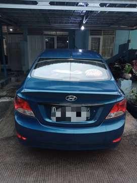Hyundai Excel III THN 2013