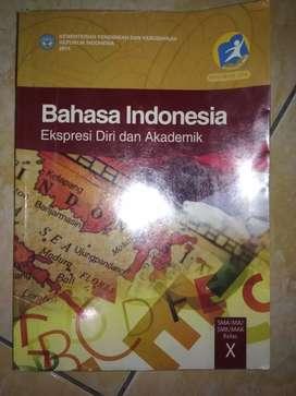 Bahasa Indonesia Kelas 1 SMA K13 revisi 2014