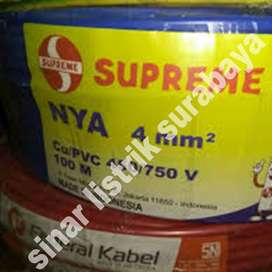 Kabel Supreme NYA 4 mm