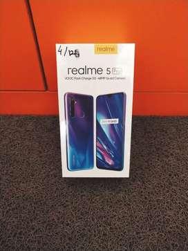 Realme 5 pro Blue * harga promo