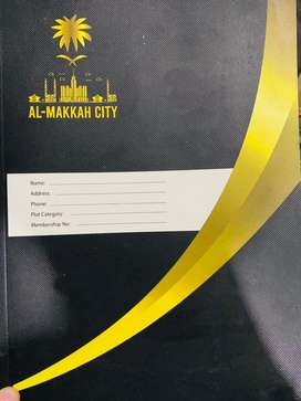 AL-MAKKAH CITY 5Marla plot open file