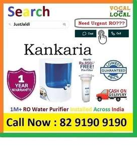 """Kankaria RO Water Filter Water Purifier Dolphin COD 9L  Click """"Follow"""""""