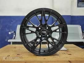 Velg Racing Mobil Vios Hsr Drang ring 15 Pcd 4x100 Smb
