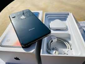iPhone X 64 Gb with Box