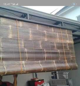 Jual krey bambu hitam