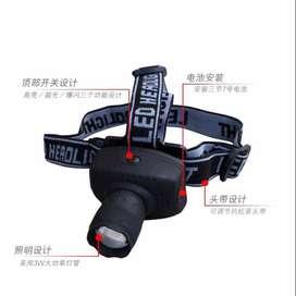Senter Kepala Headlamp Flashlight 3W TK17