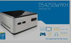 Intel Nuc core i5 4th gen 4gb Ram 128ssd mini pc for home or office