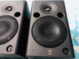 Yamaha Msp5 Studio Near field Studio speaker Monitors