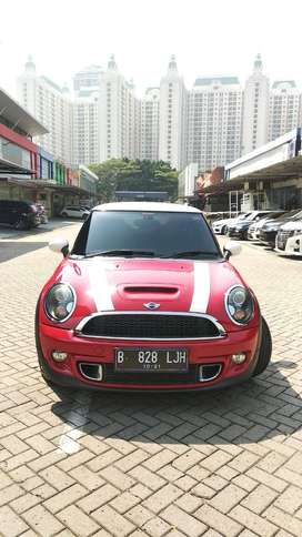 Mini Cooper 1.6 S AT turbo 12 ( Multimedia)