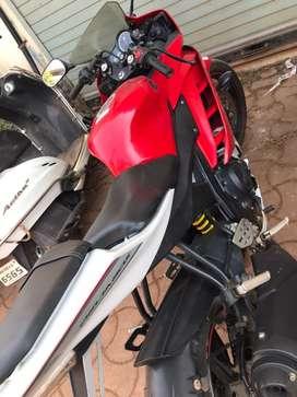 R15 sport bike yamaha