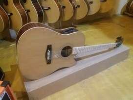 Gitar Akustik Elektrik F-Maple