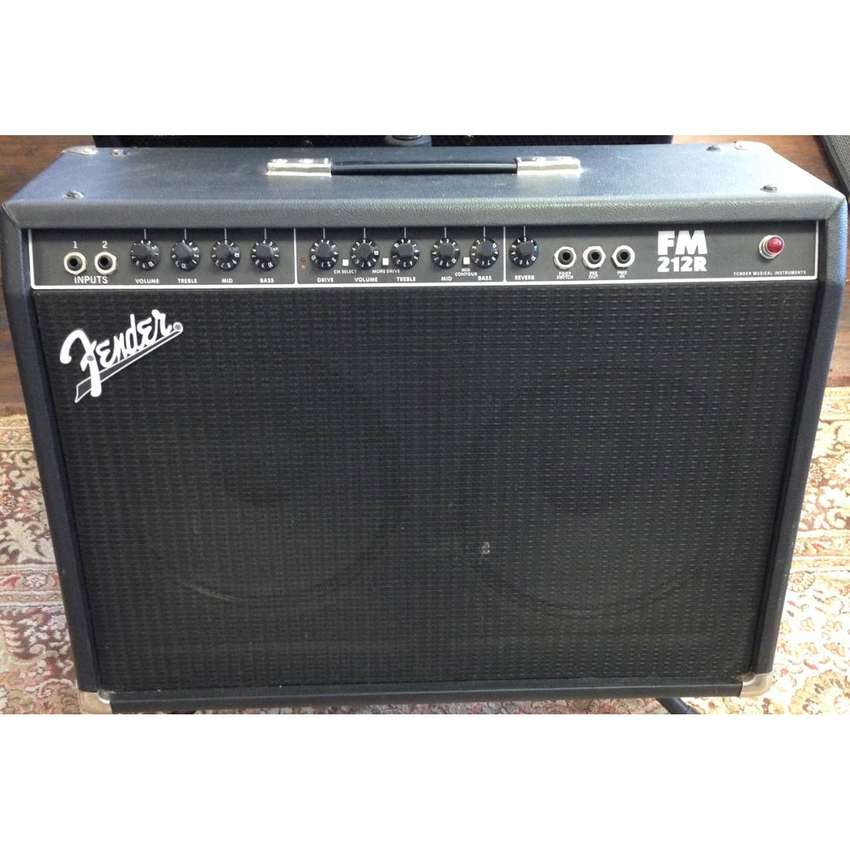 Fender FM 212R Guitar amp amplifier 0