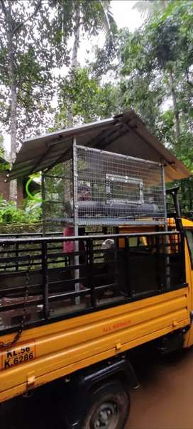 Hightech Hen Cages