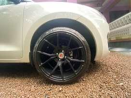 17 inch 4 pcd Vossen Alloys plus Nuetron N 8000 tyres