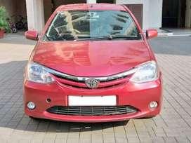 Toyota Etios V, 2011, CNG & Hybrids