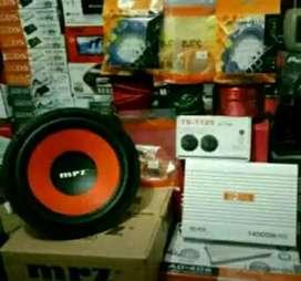 Paket Audio Harian Murmer Bergaransi