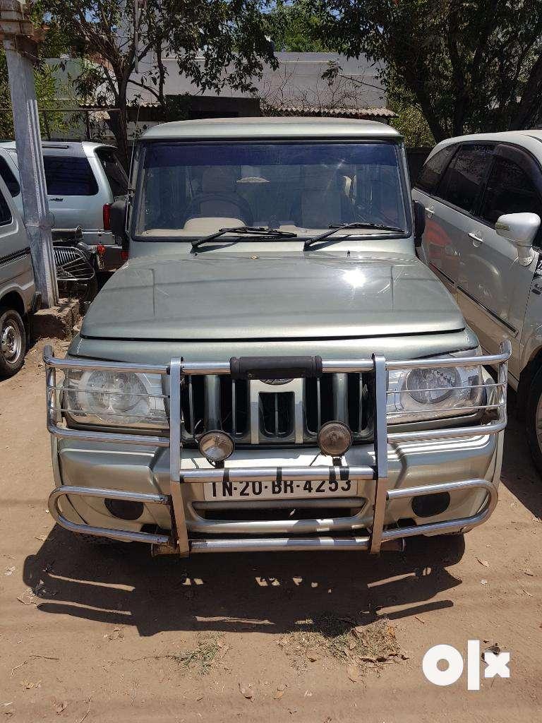 Mahindra Bolero SLX 2WD, 2010, Diesel 0