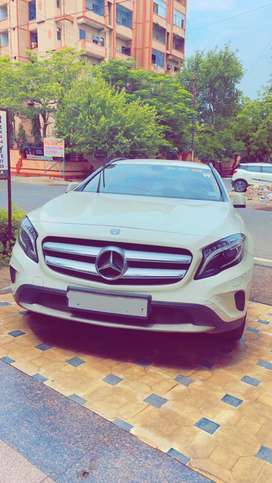Mercedes-Benz GLA Class 2014 Diesel Well Maintained