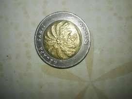 Koin 1000 tahun 1996